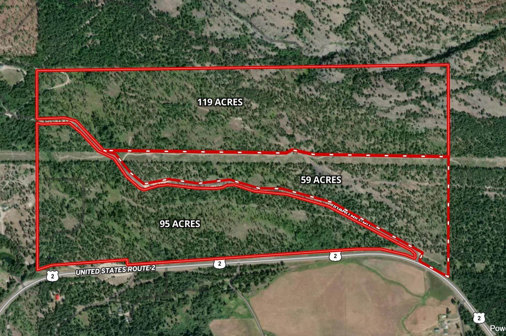 Land for Sale at Hwy 2 Marion, Montana 59925 United States