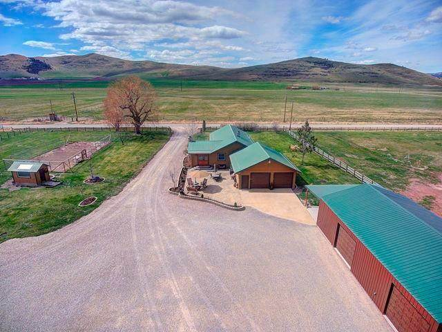 Single Family Homes for Sale at 51682 Crow Dam Road Ronan, Montana 59864 United States