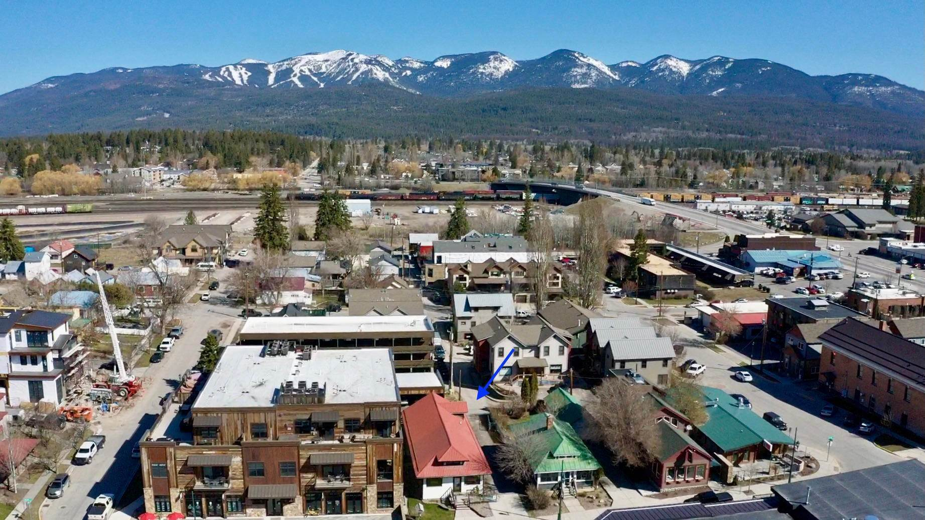 Commercial for Sale at 220 East Second Street Whitefish, Montana 59937 United States
