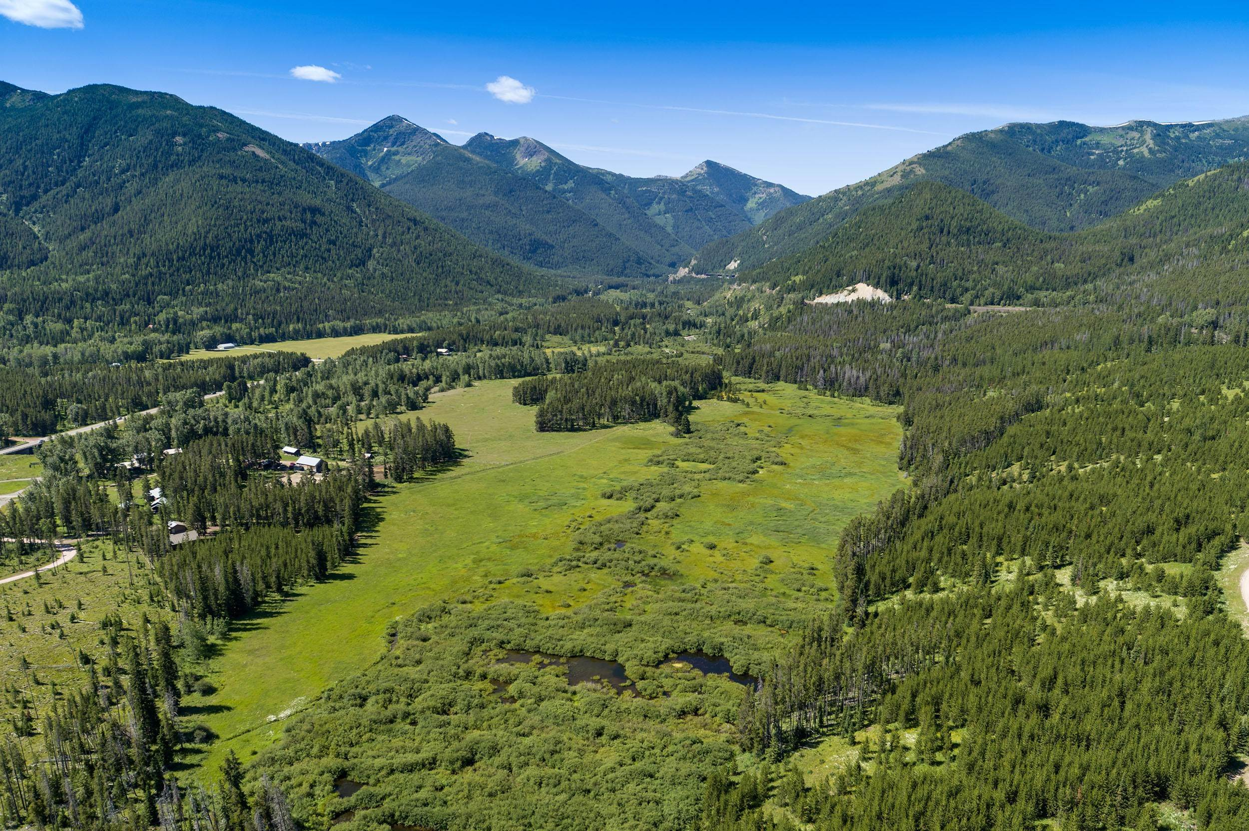 Single Family Homes for Sale at 64 Fielding Camp Road Essex, Montana 59916 United States