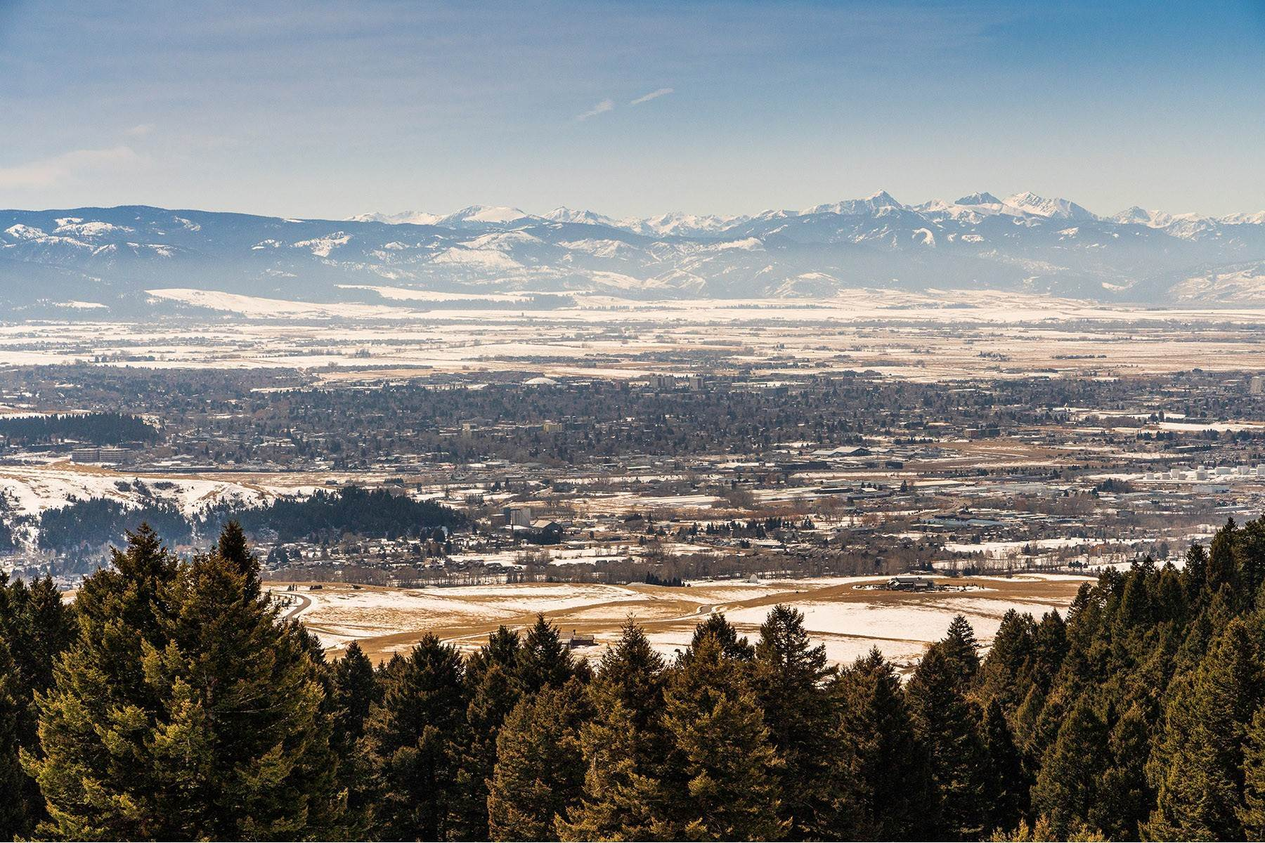Land for Sale at 875 Resolute Ridge Road Bozeman, Montana 59715 United States