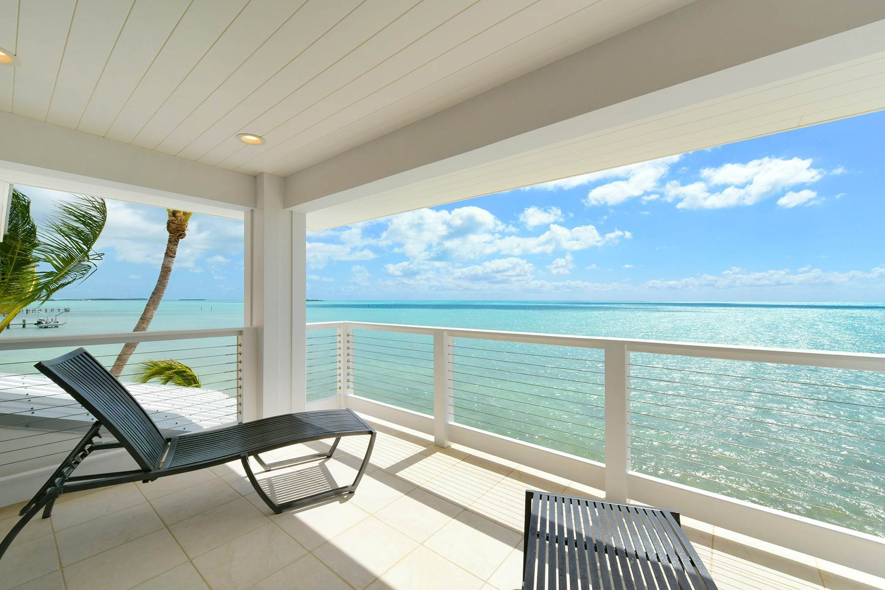 Single Family Homes for Sale at Exquisite Oceanfront Mini-Estate 127 Columbus Drive Islamorada, Florida 33036 United States