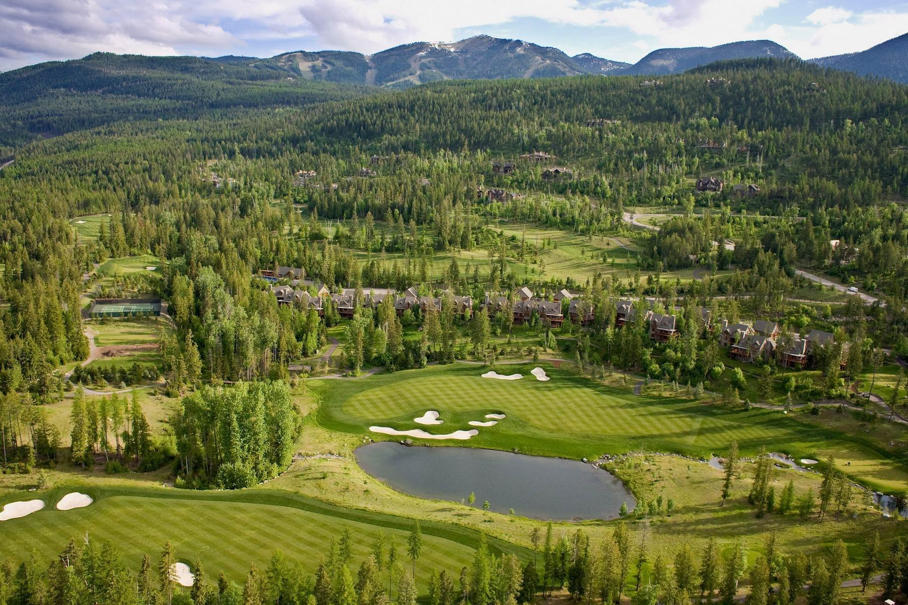Land for Sale at 145 South Prairiesmoke Circle Whitefish, Montana 59937 United States