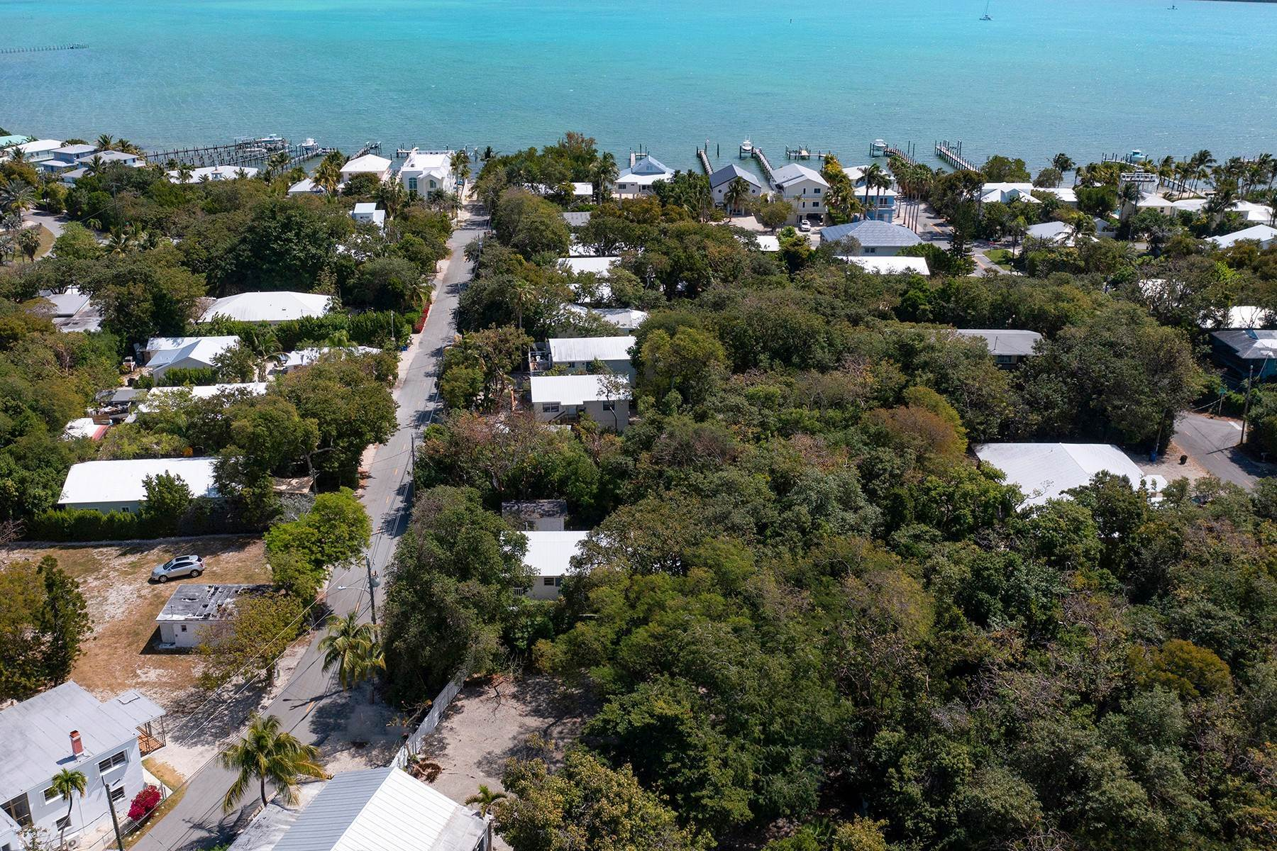 Land for Sale at 116 Ocean View Drive, Key Largo FL 116 Ocean View Drive Key Largo, Florida 33070 United States