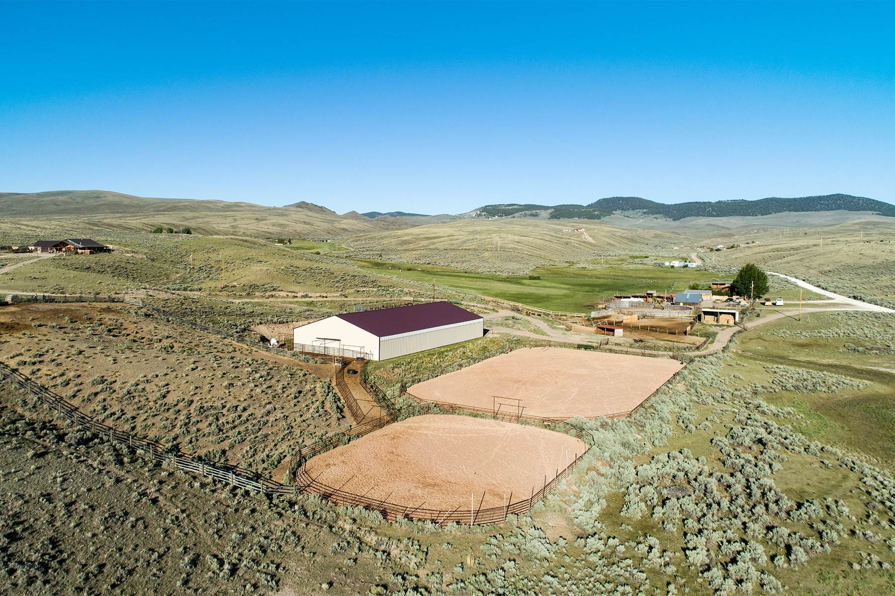Farm and Ranch Properties for Sale at 981 Bon Accord Road Dillon, Montana 59725 United States