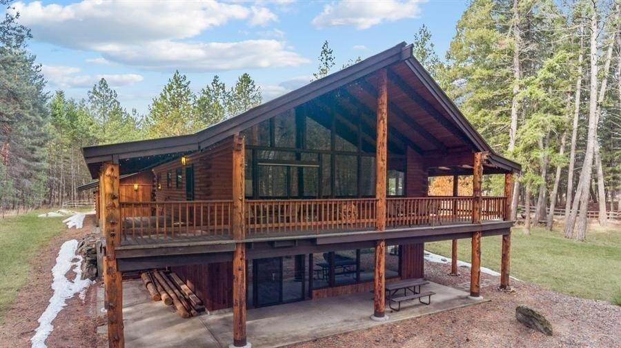 4. Single Family Homes for Sale at 240 Lake Blaine Drive Kalispell, Montana 59901 United States