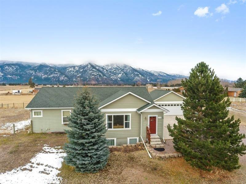 Property for Sale at Valley Views 1743 Columbia Falls Stage Road Columbia Falls, Montana 59912 United States