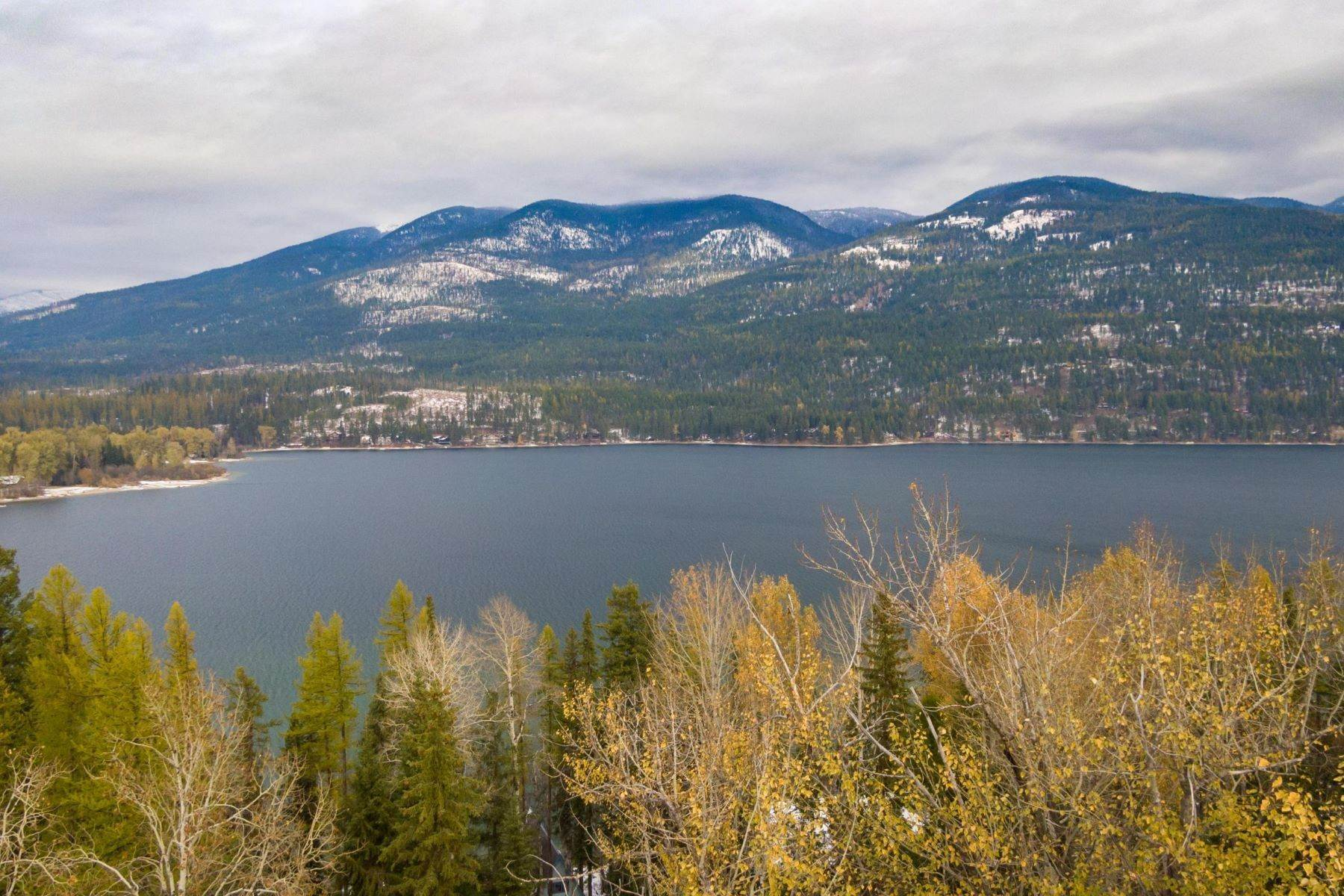 5. Single Family Homes for Sale at Whitefish Lake Frontage 737 Delrey Road Whitefish, Montana 59937 United States