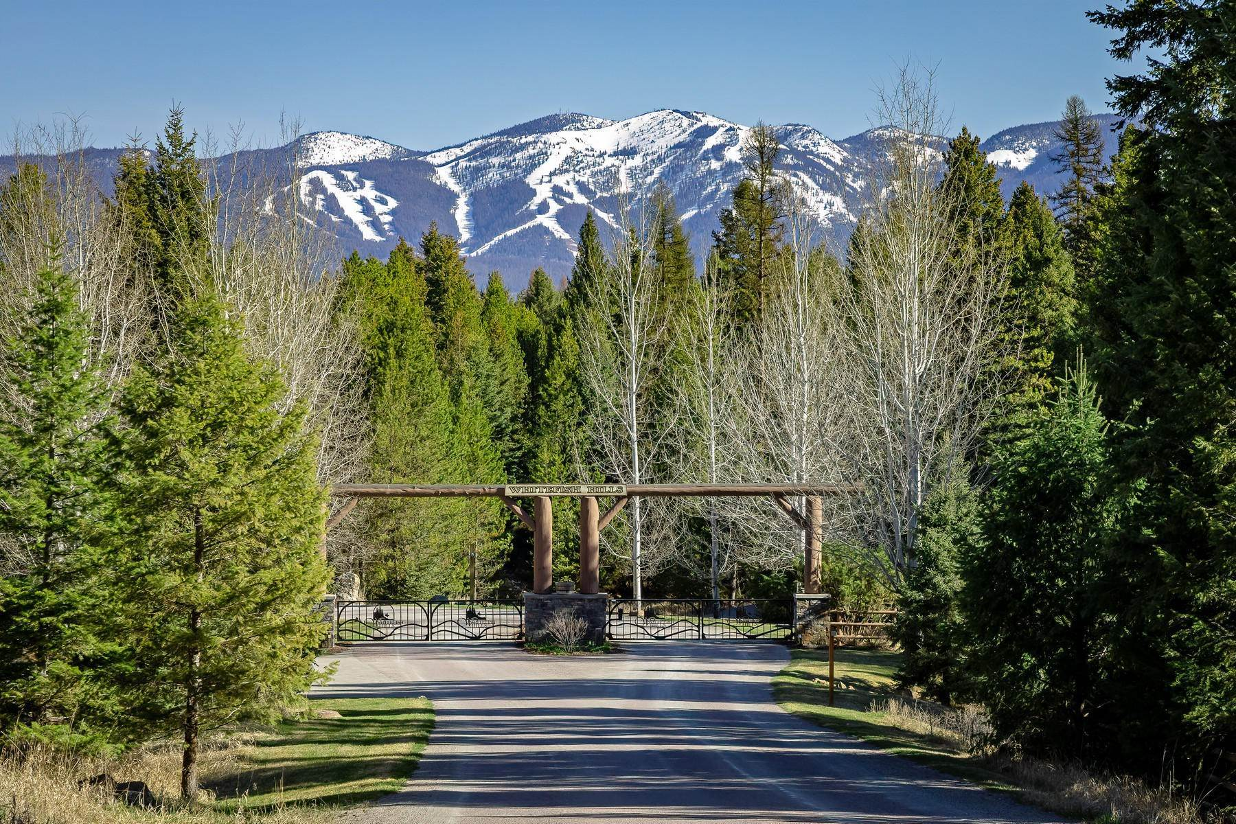 Land for Sale at Nhn Whitefish Ranch Road , Lot 45 Whitefish, Montana 59937 United States