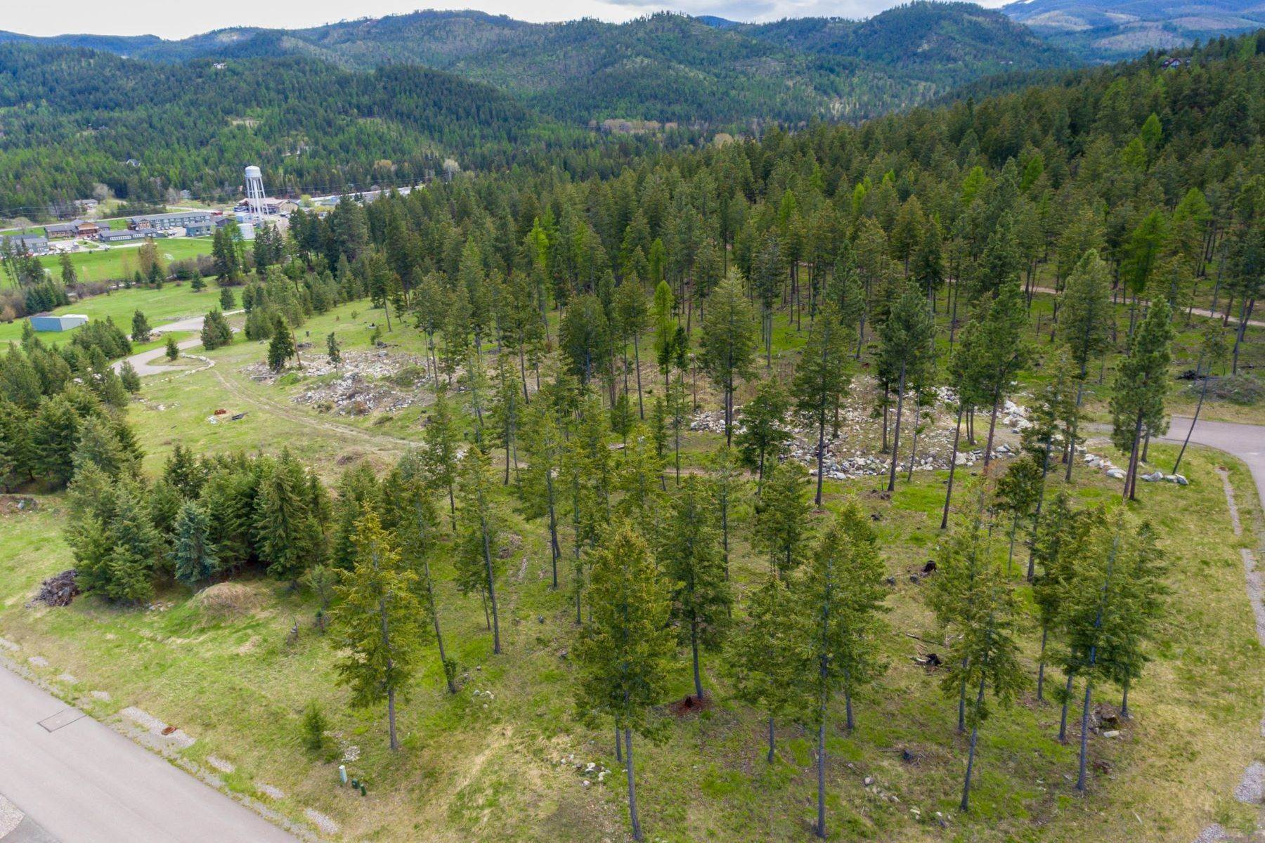 Land at 263 Spurwing Loop Lakeside, Montana 59922 United States