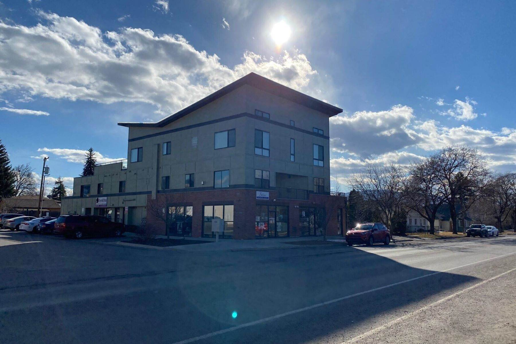 Condominiums for Sale at Condo - Great Location 1101 South 3rd Street West Missoula, Montana 59801 United States