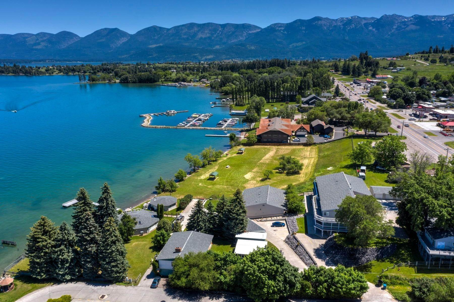 10. Multi-Family Homes for Sale at Lake Place Condos 50300 Us Hwy 93 Polson, Montana 59860 United States