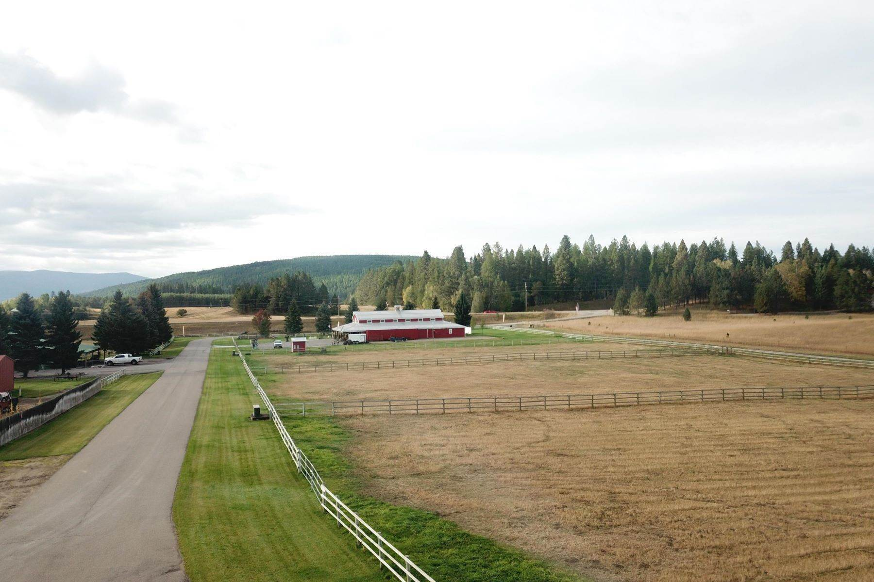 4. Land for Sale at Swan Mountain Views 198 Hill Road Bigfork, Montana 59911 United States