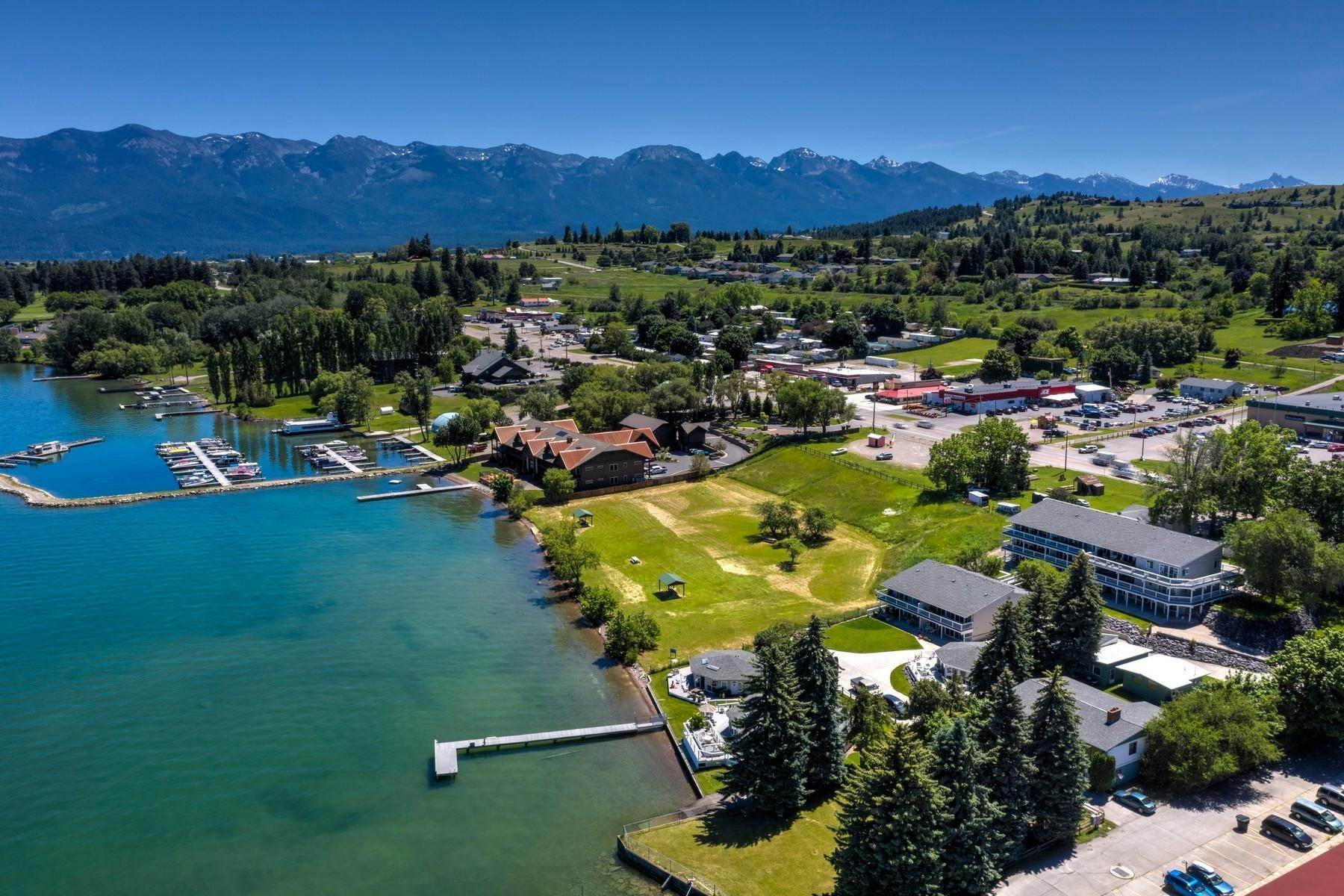 9. Multi-Family Homes for Sale at Lake Place Condos 50300 Us Hwy 93 Polson, Montana 59860 United States