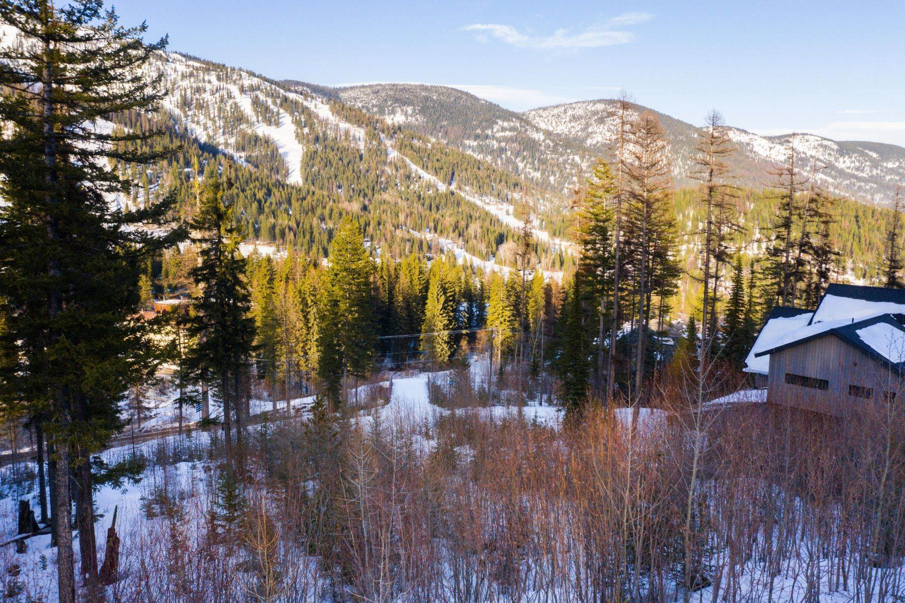 Land for Sale at Spectacular Ski in/Ski Out Custom Home Opportunity 158 Ridge Run Drive Whitefish, Montana 59937 United States