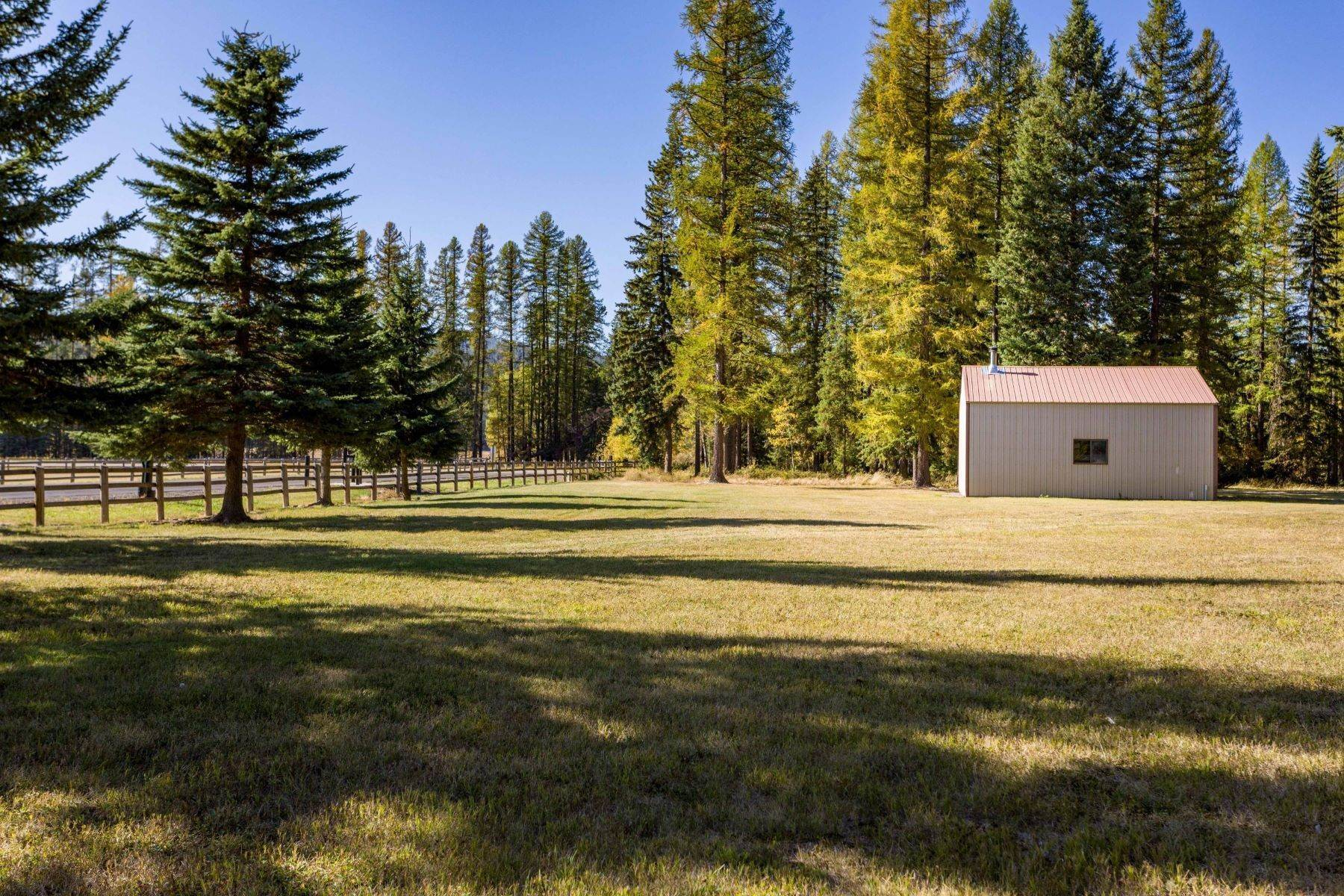 11. Land for Sale at Northwest Montana Forest, Meadows and Ponds 295 Garland Lane Whitefish, Montana 59937 United States