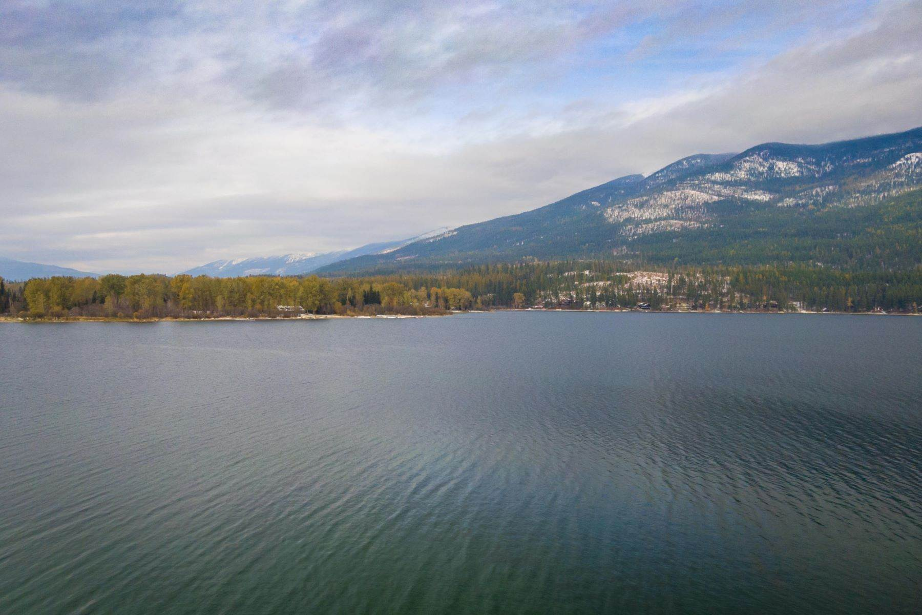 13. Single Family Homes for Sale at Whitefish Lake Frontage 737 Delrey Road Whitefish, Montana 59937 United States