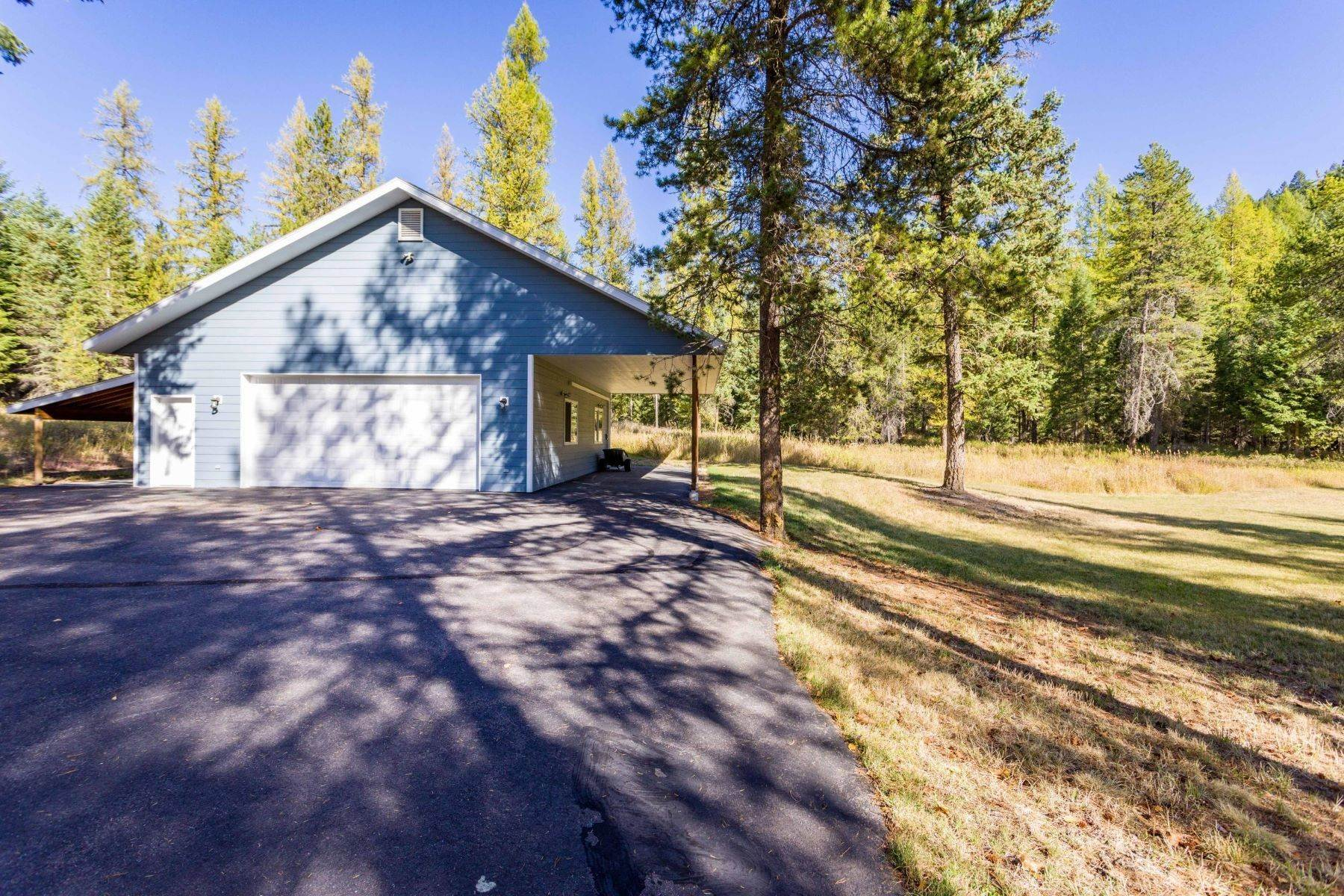 13. Land for Sale at Northwest Montana Forest, Meadows and Ponds 295 Garland Lane Whitefish, Montana 59937 United States