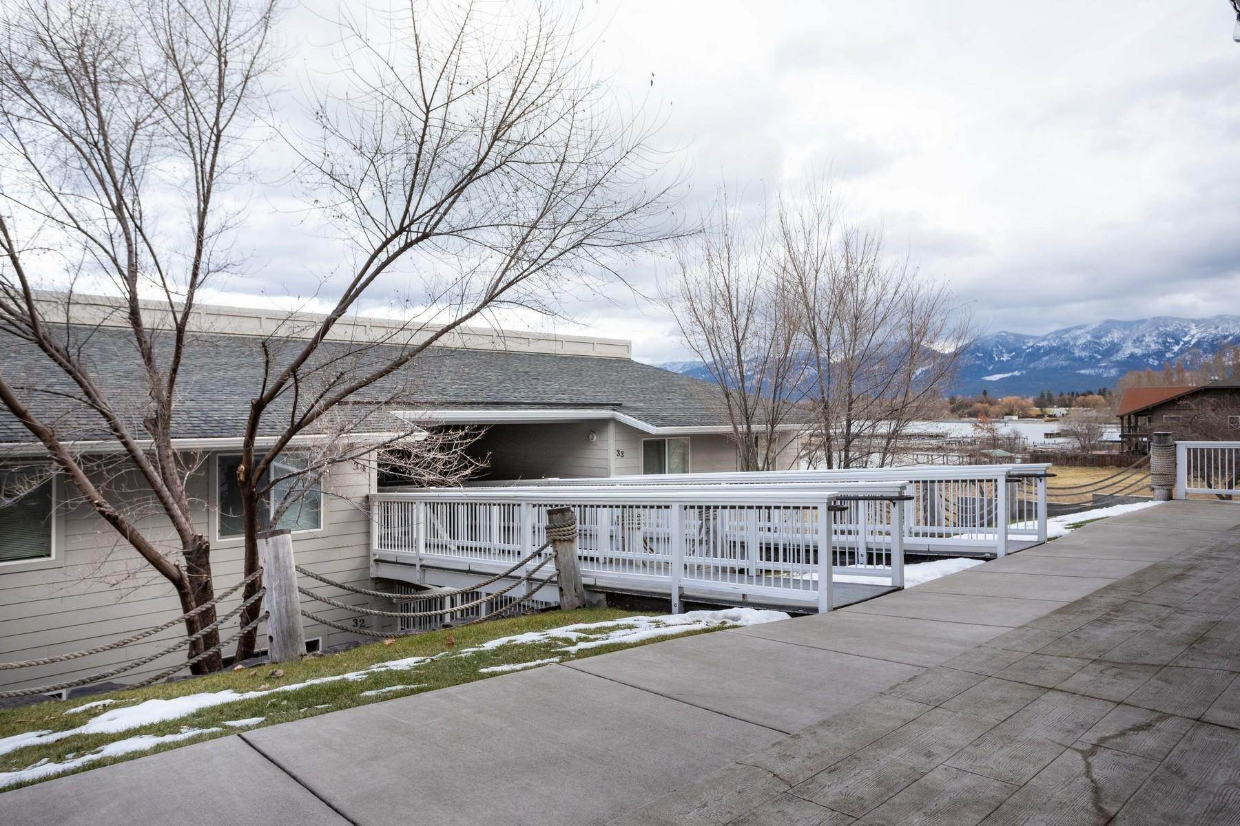 42. Multi-Family Homes for Sale at Lake Place Condos 50300 Us Hwy 93 Polson, Montana 59860 United States
