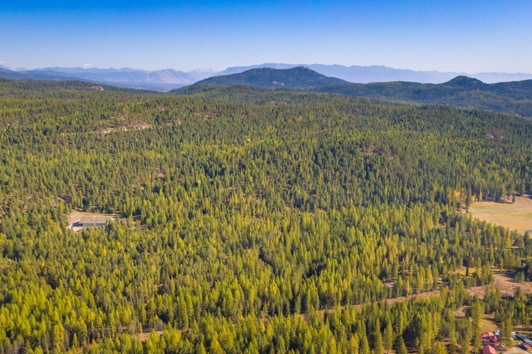 39. Land for Sale at Northwest Montana Forest, Meadows and Ponds 295 Garland Lane Whitefish, Montana 59937 United States