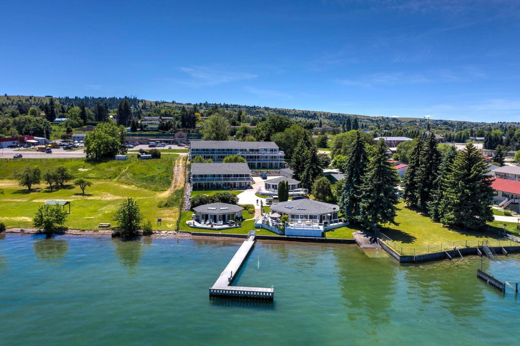 Multi-Family Homes for Sale at Lake Place Condos 50300 Us Hwy 93 Polson, Montana 59860 United States