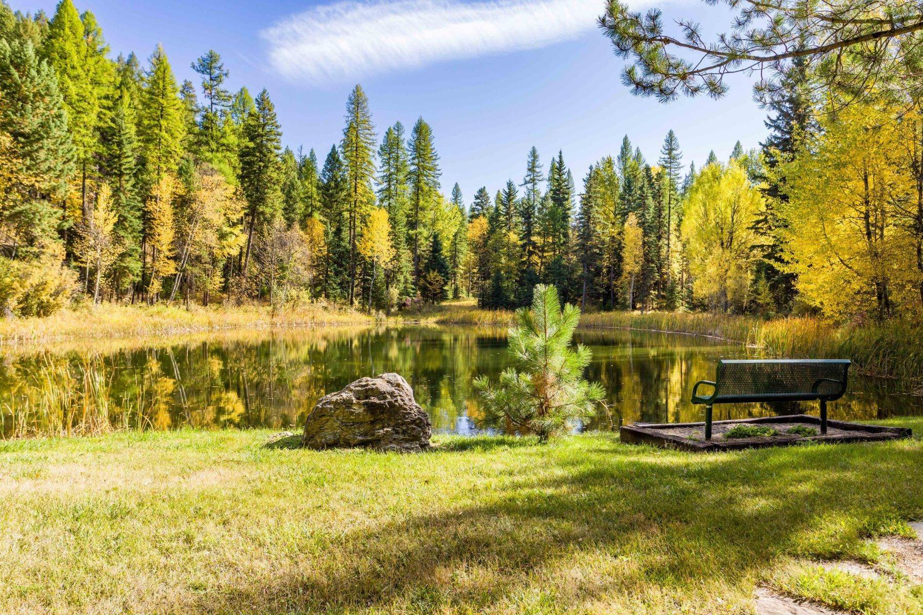6. Land for Sale at Northwest Montana Forest, Meadows and Ponds 295 Garland Lane Whitefish, Montana 59937 United States