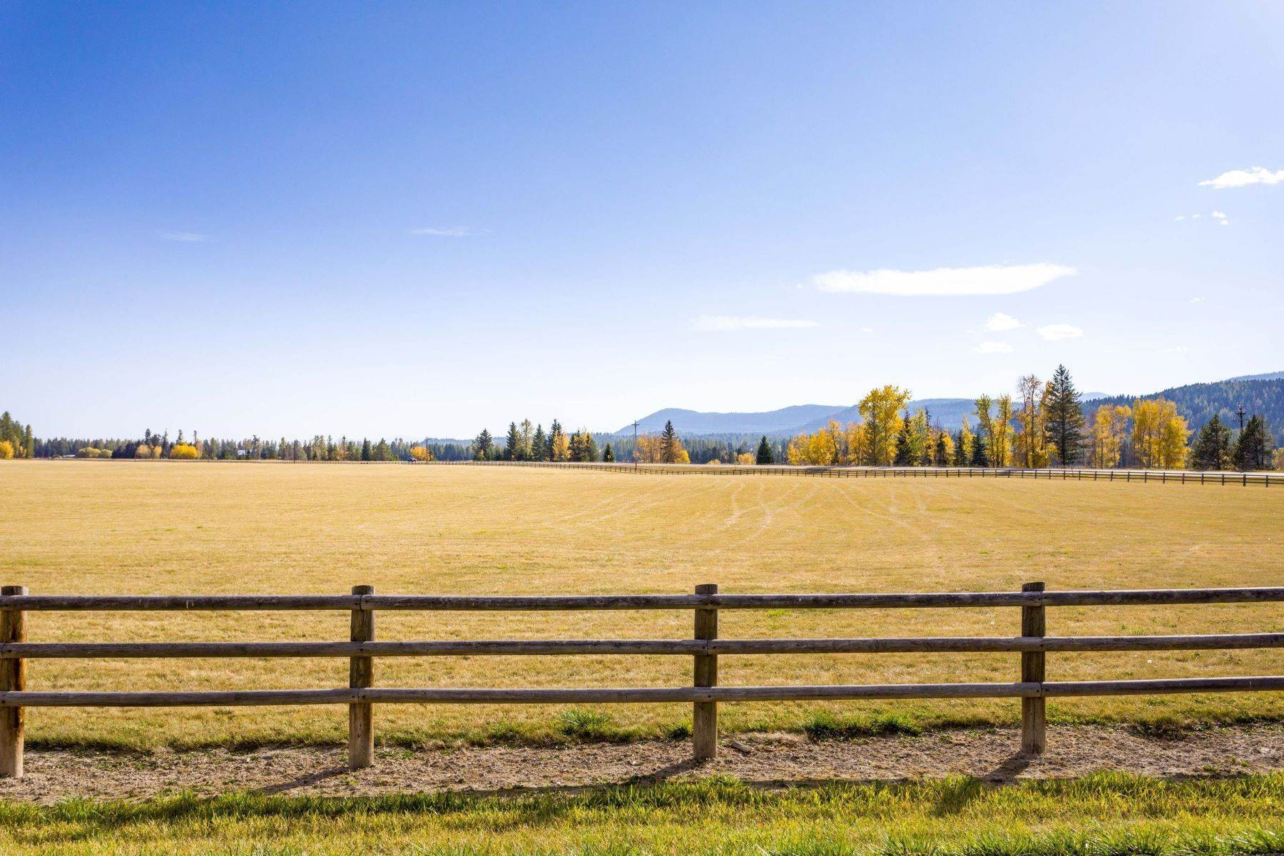 8. Land for Sale at Northwest Montana Forest, Meadows and Ponds 295 Garland Lane Whitefish, Montana 59937 United States