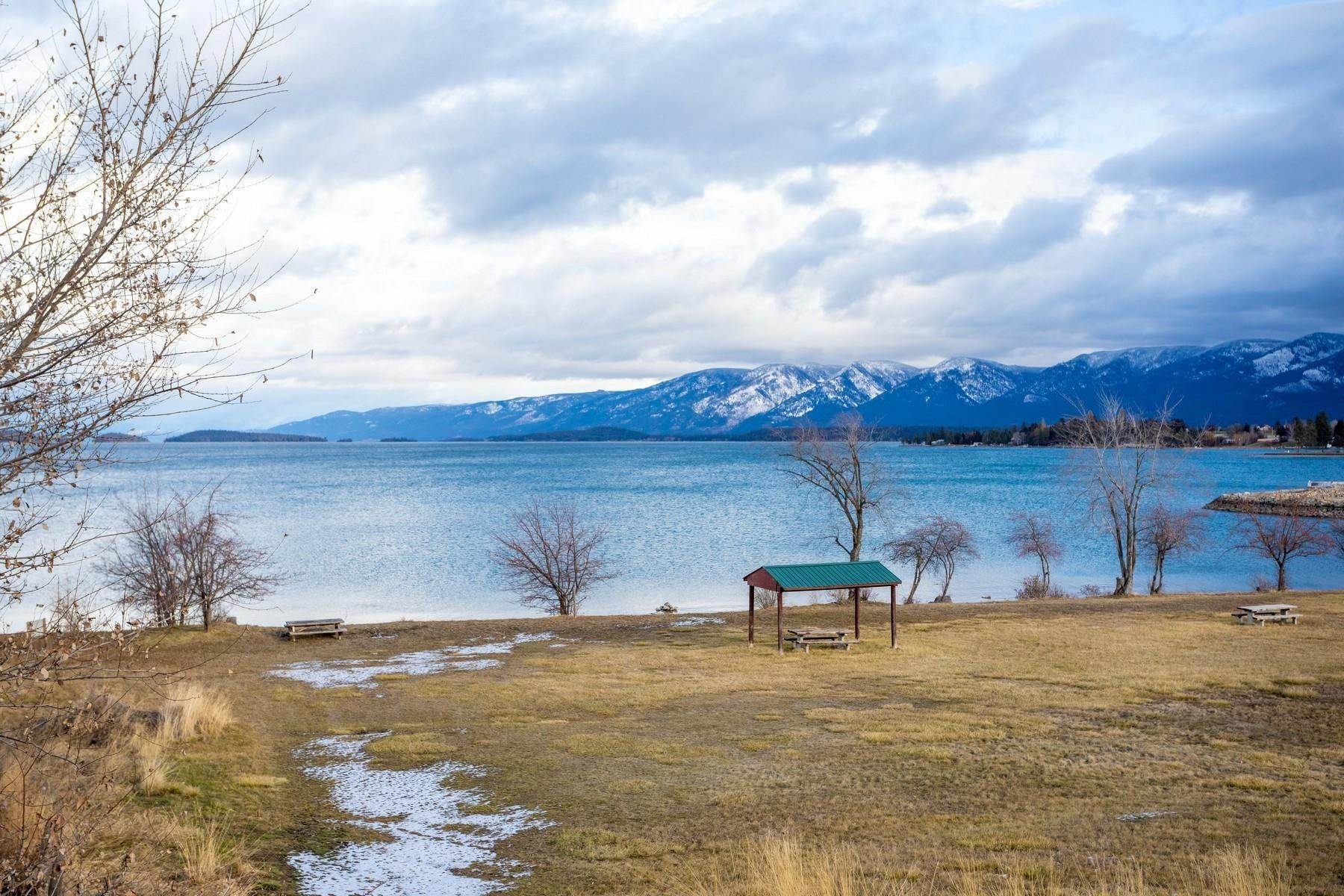 47. Multi-Family Homes for Sale at Lake Place Condos 50300 Us Hwy 93 Polson, Montana 59860 United States