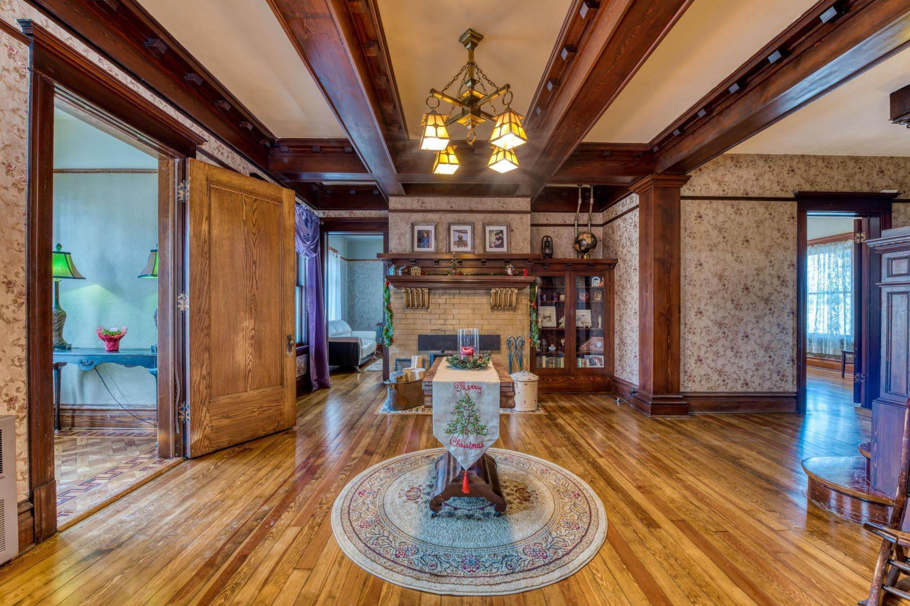 8. Single Family Homes for Sale at Historic Bass Mansion 100 College Street Stevensville, Montana 59870 United States