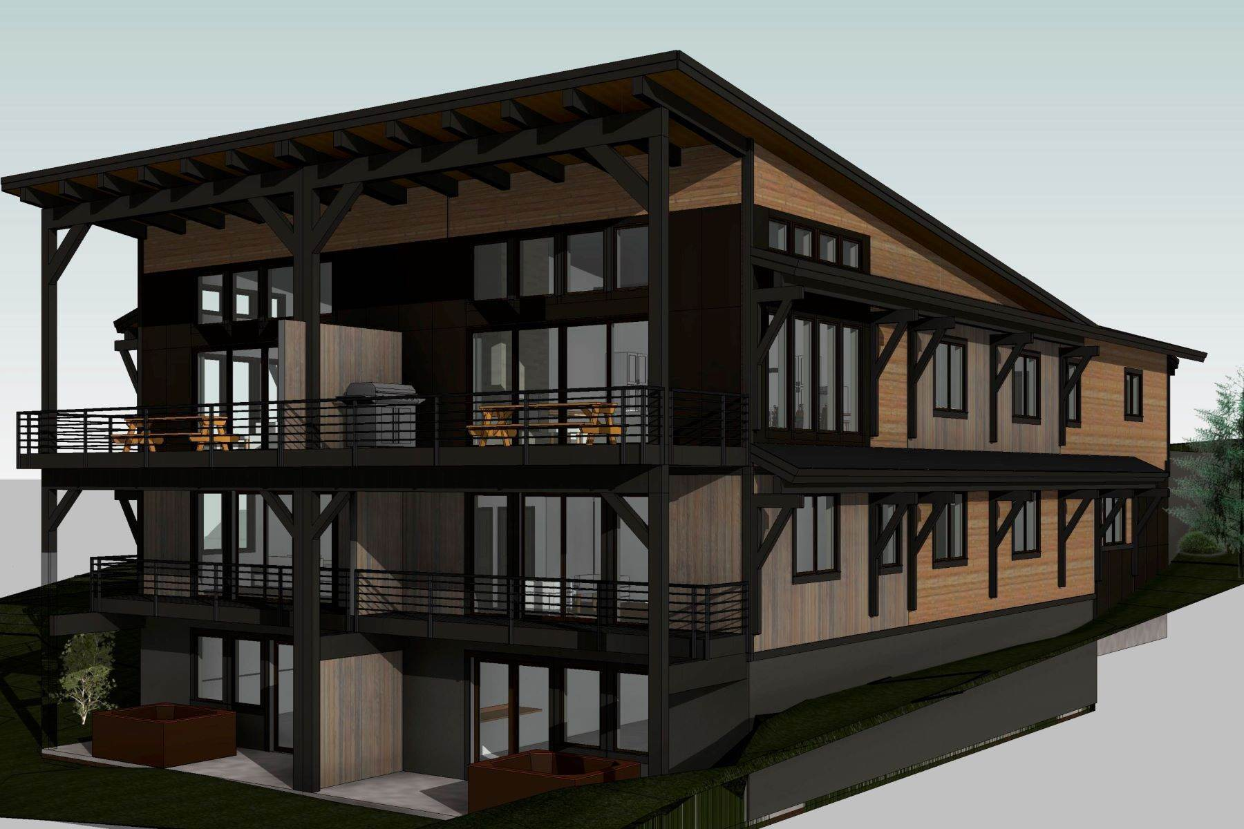 townhouses for Sale at Moose Run Townhome - to be built 263 Moose Run Drive Whitefish, Montana 59937 United States