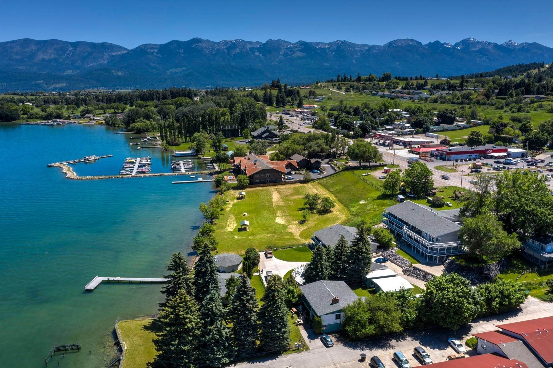 12. Multi-Family Homes for Sale at Lake Place Condos 50300 Us Hwy 93 Polson, Montana 59860 United States