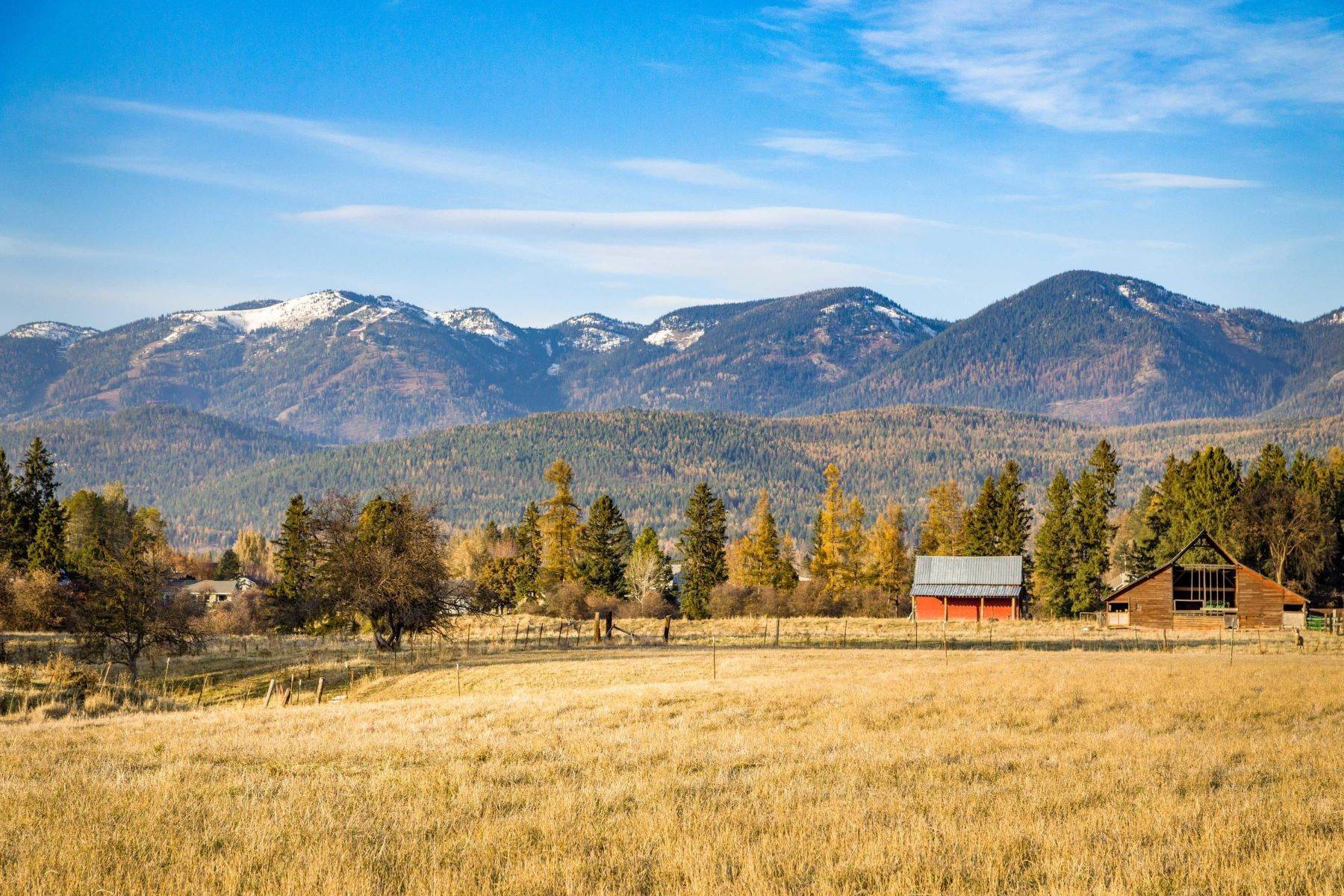 Land for Sale at Expansive Mountain Views Nhn Voerman Road Whitefish, Montana 59937 United States