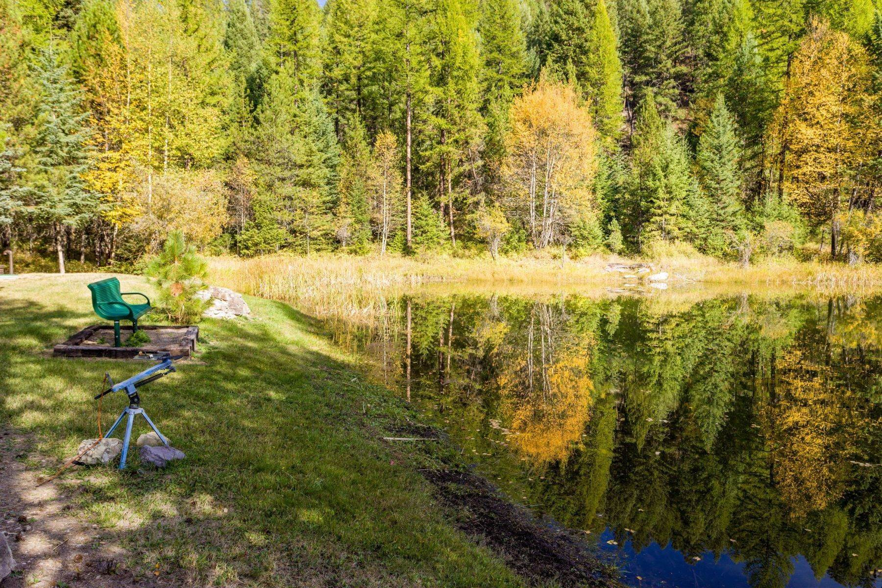 26. Land for Sale at Northwest Montana Forest, Meadows and Ponds 295 Garland Lane Whitefish, Montana 59937 United States