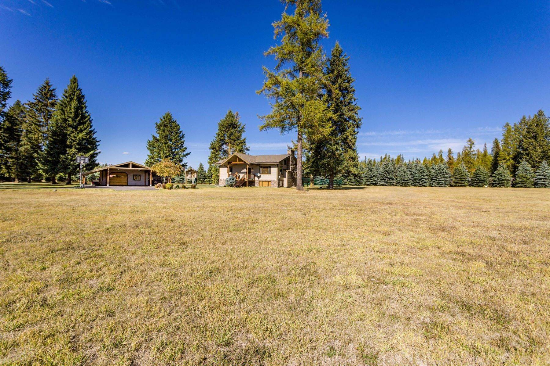 9. Land for Sale at Northwest Montana Forest, Meadows and Ponds 295 Garland Lane Whitefish, Montana 59937 United States