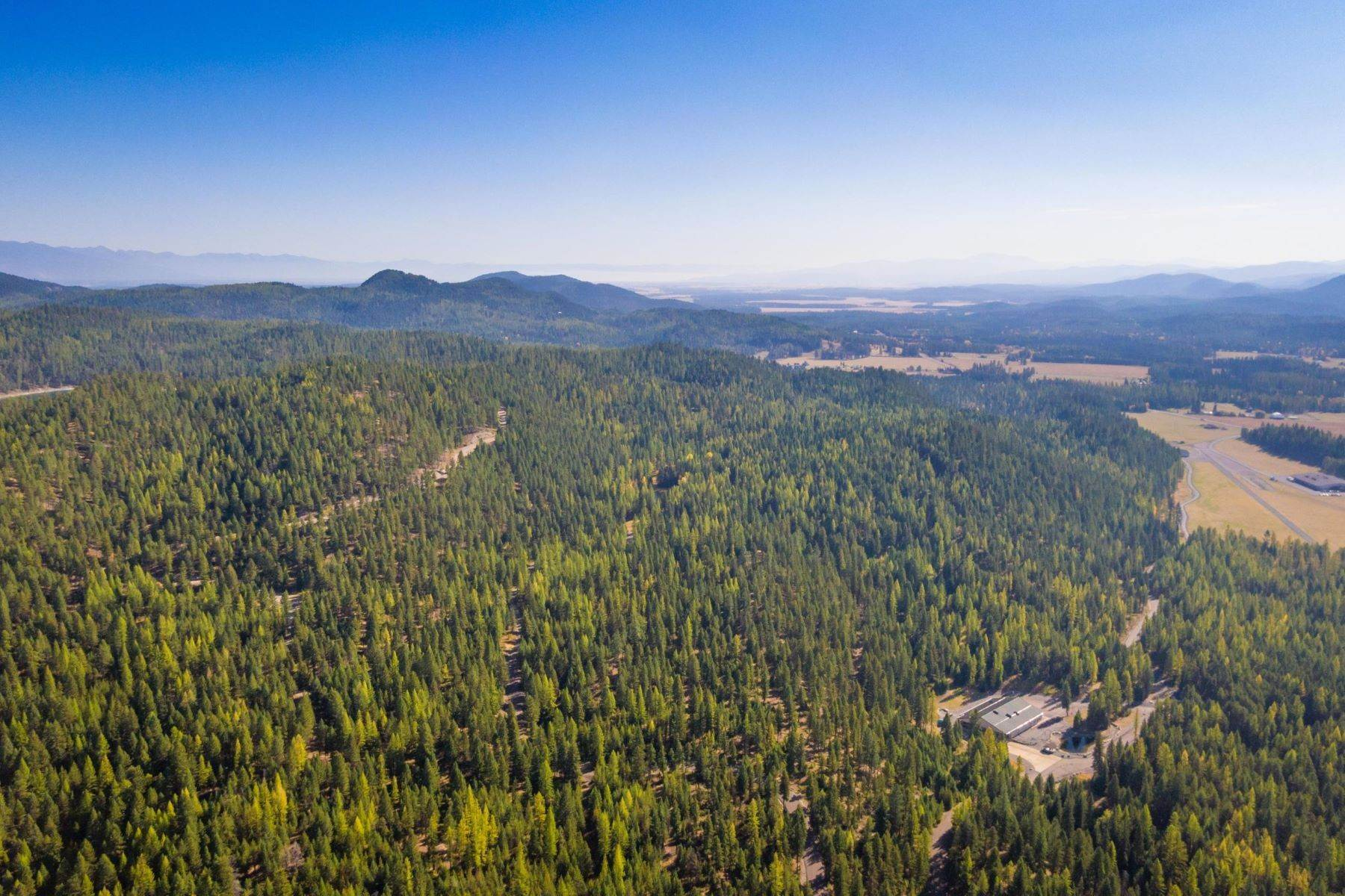 36. Land for Sale at Northwest Montana Forest, Meadows and Ponds 295 Garland Lane Whitefish, Montana 59937 United States