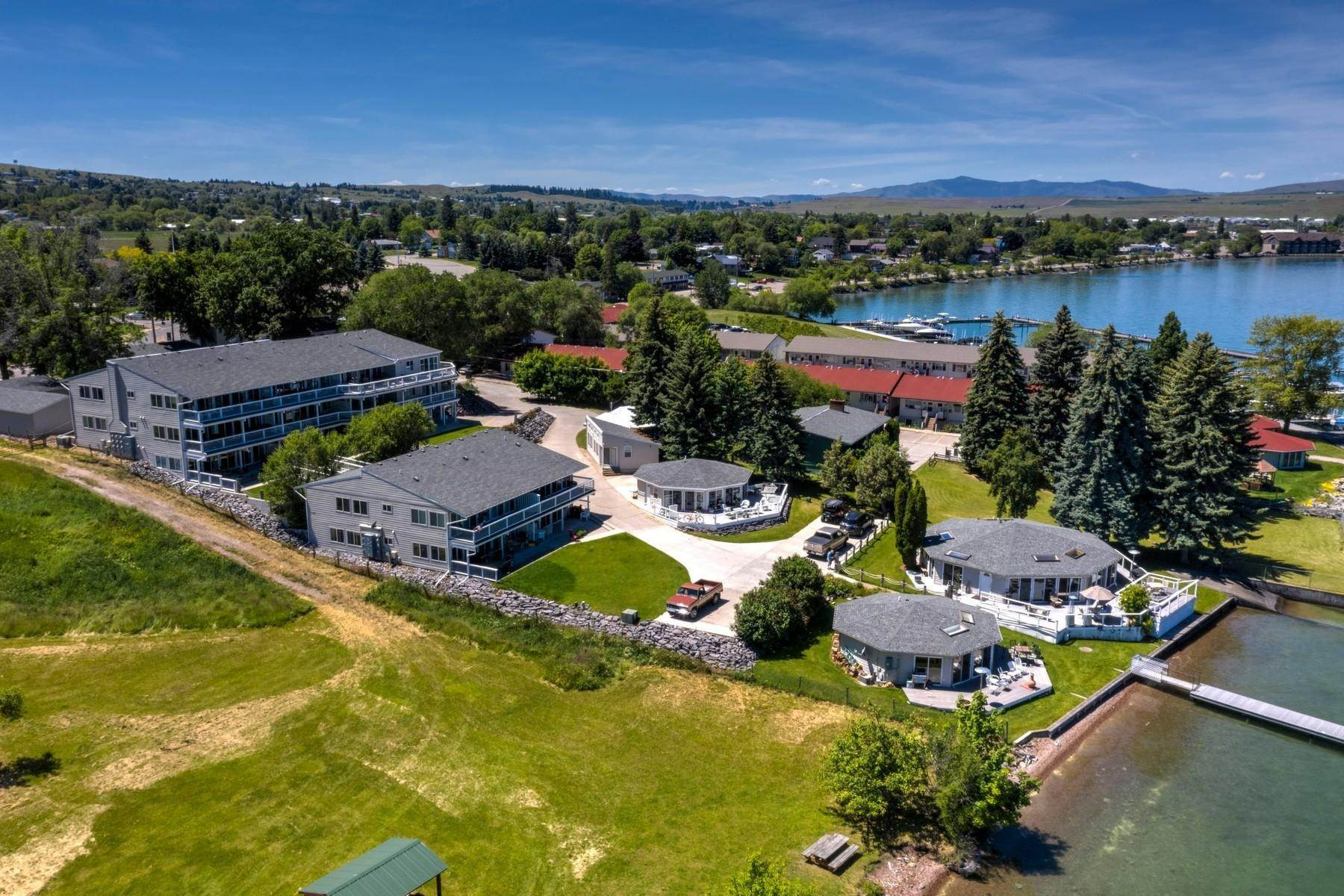 49. Multi-Family Homes for Sale at Lake Place Condos 50300 Us Hwy 93 Polson, Montana 59860 United States