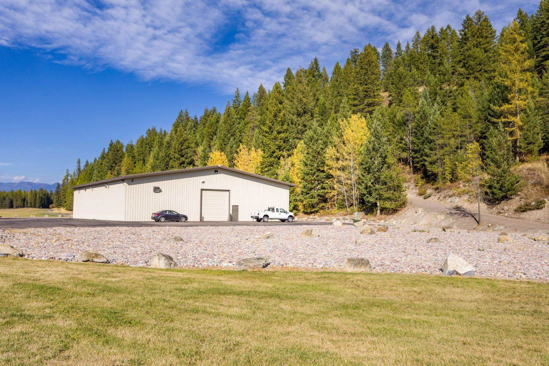 32. Land for Sale at Northwest Montana Forest, Meadows and Ponds 295 Garland Lane Whitefish, Montana 59937 United States
