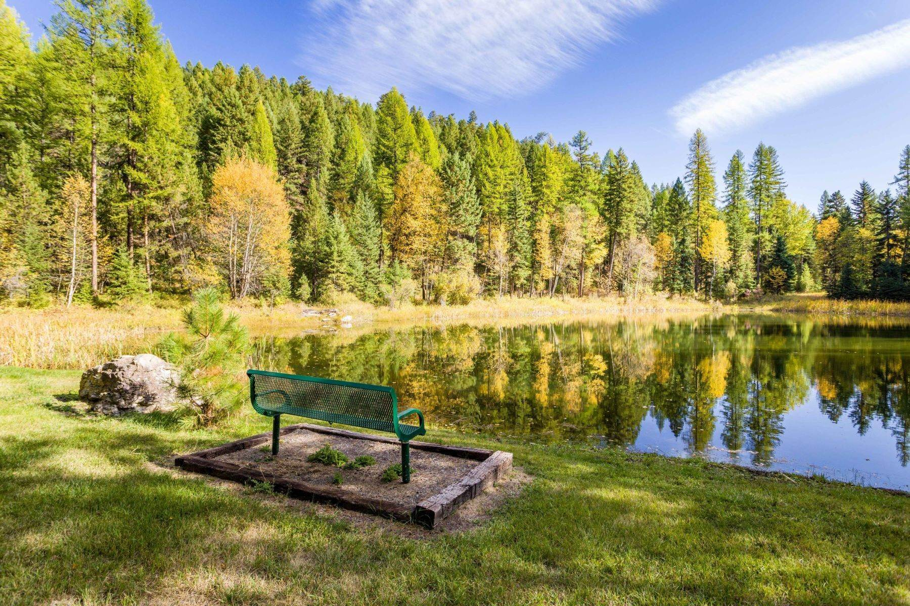25. Land for Sale at Northwest Montana Forest, Meadows and Ponds 295 Garland Lane Whitefish, Montana 59937 United States