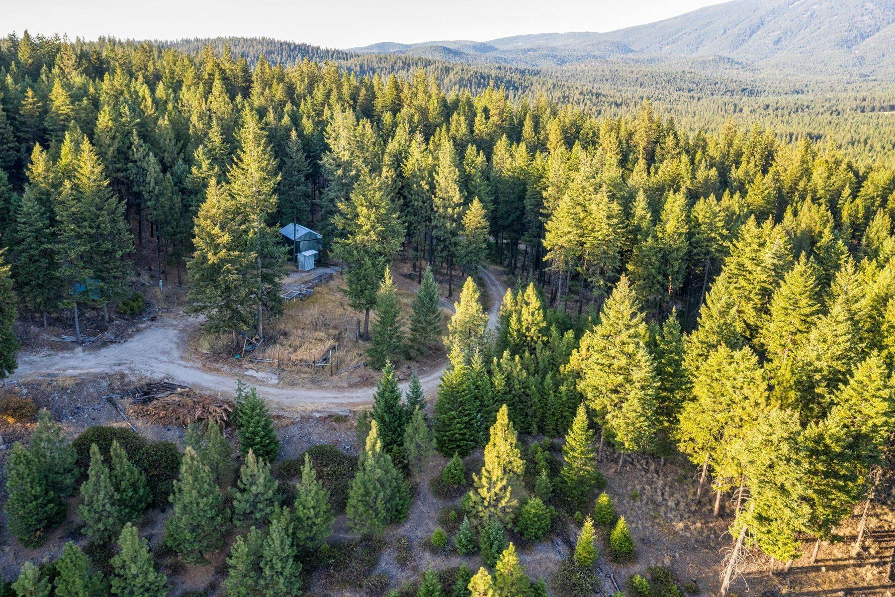 Land for Sale at Mountaintop Homesite 396 High Country Road Plains, Montana 59859 United States