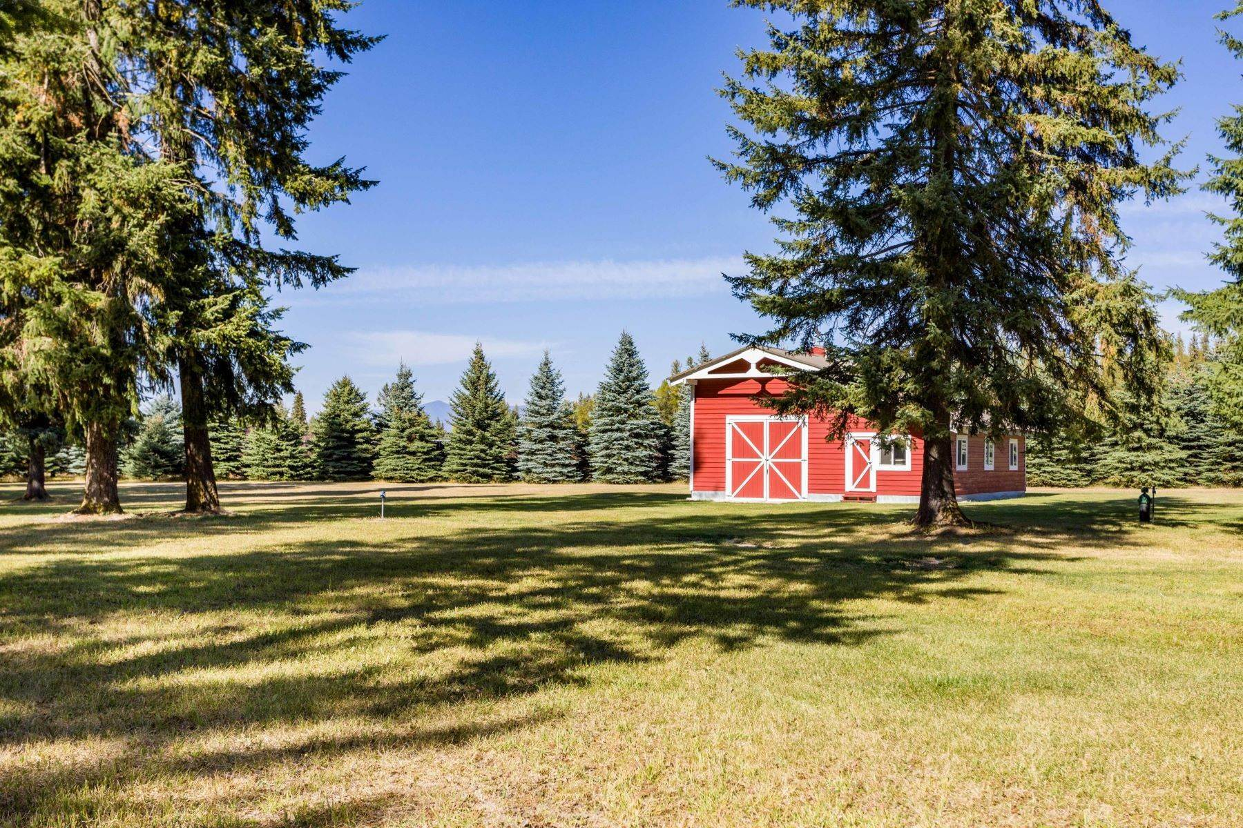 10. Land for Sale at Northwest Montana Forest, Meadows and Ponds 295 Garland Lane Whitefish, Montana 59937 United States