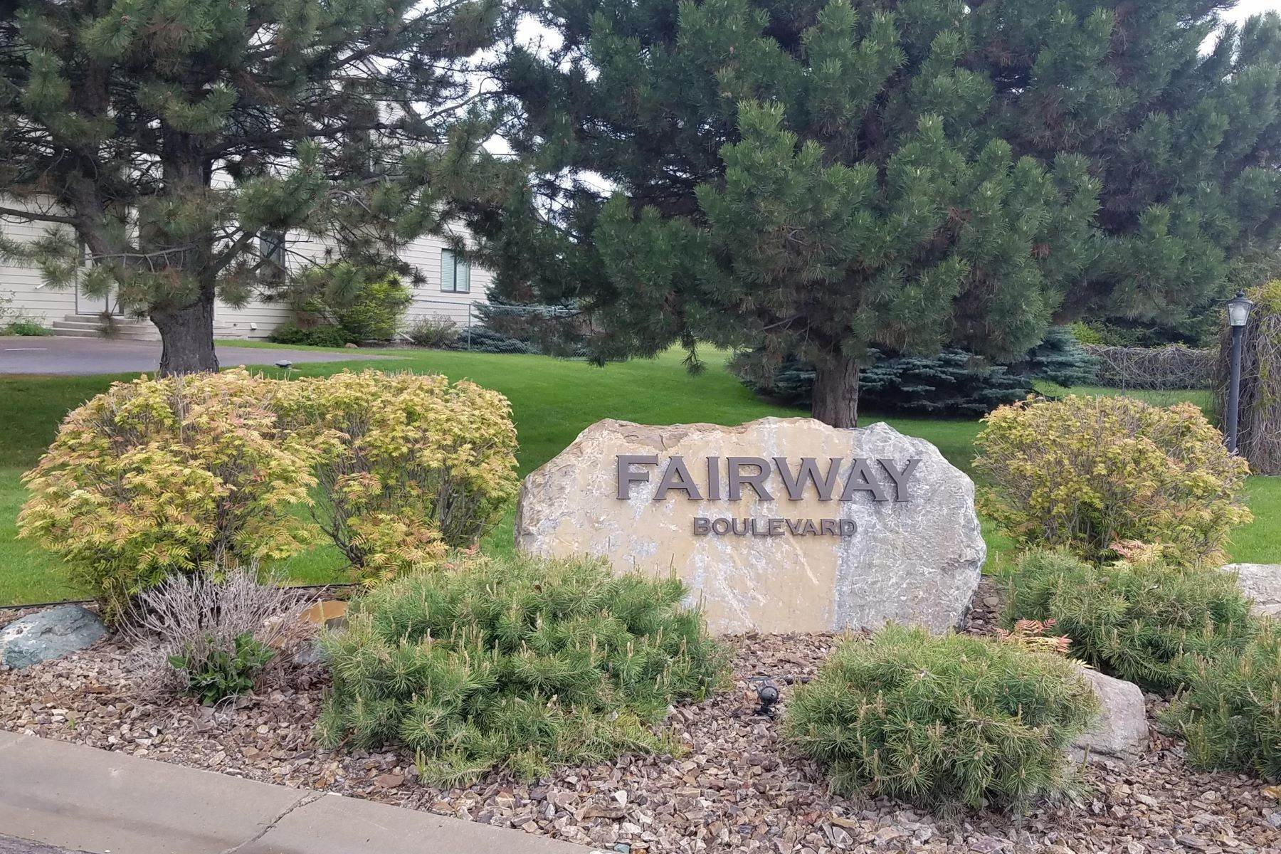 Land for Sale at 177 & 178 Fairway Boulevard Kalispell, Montana 59901 United States