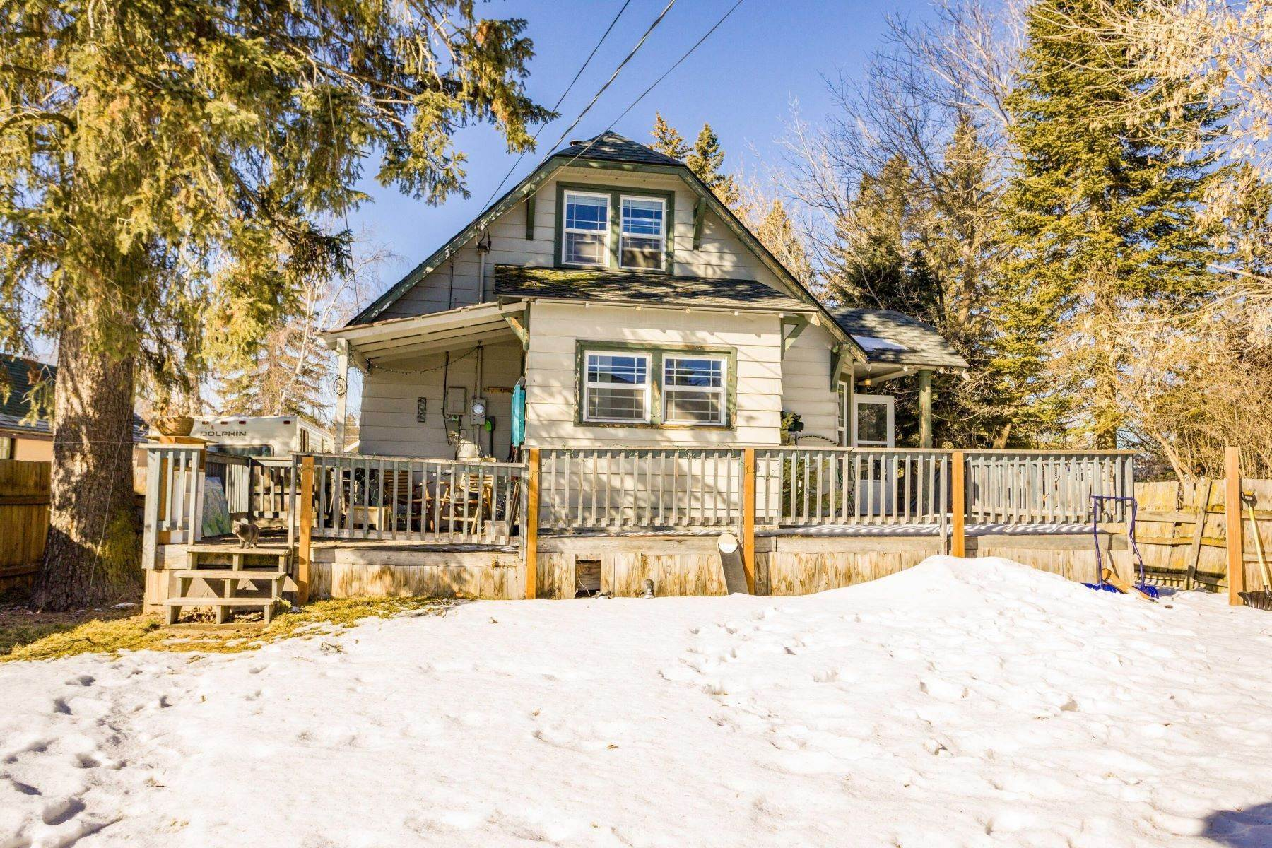 Property for Sale at Whitefish Family Home 937 Kalispell Avenue Whitefish, Montana 59937 United States