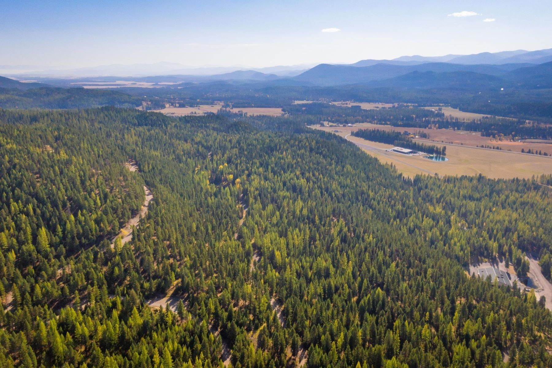 34. Land for Sale at Northwest Montana Forest, Meadows and Ponds 295 Garland Lane Whitefish, Montana 59937 United States