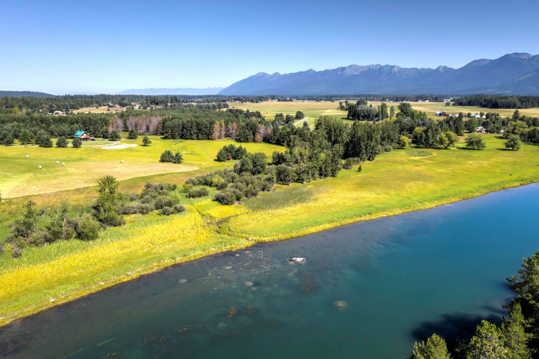 Land for Sale at Swan River Homesite 625 Swan River Road Bigfork, Montana 59911 United States