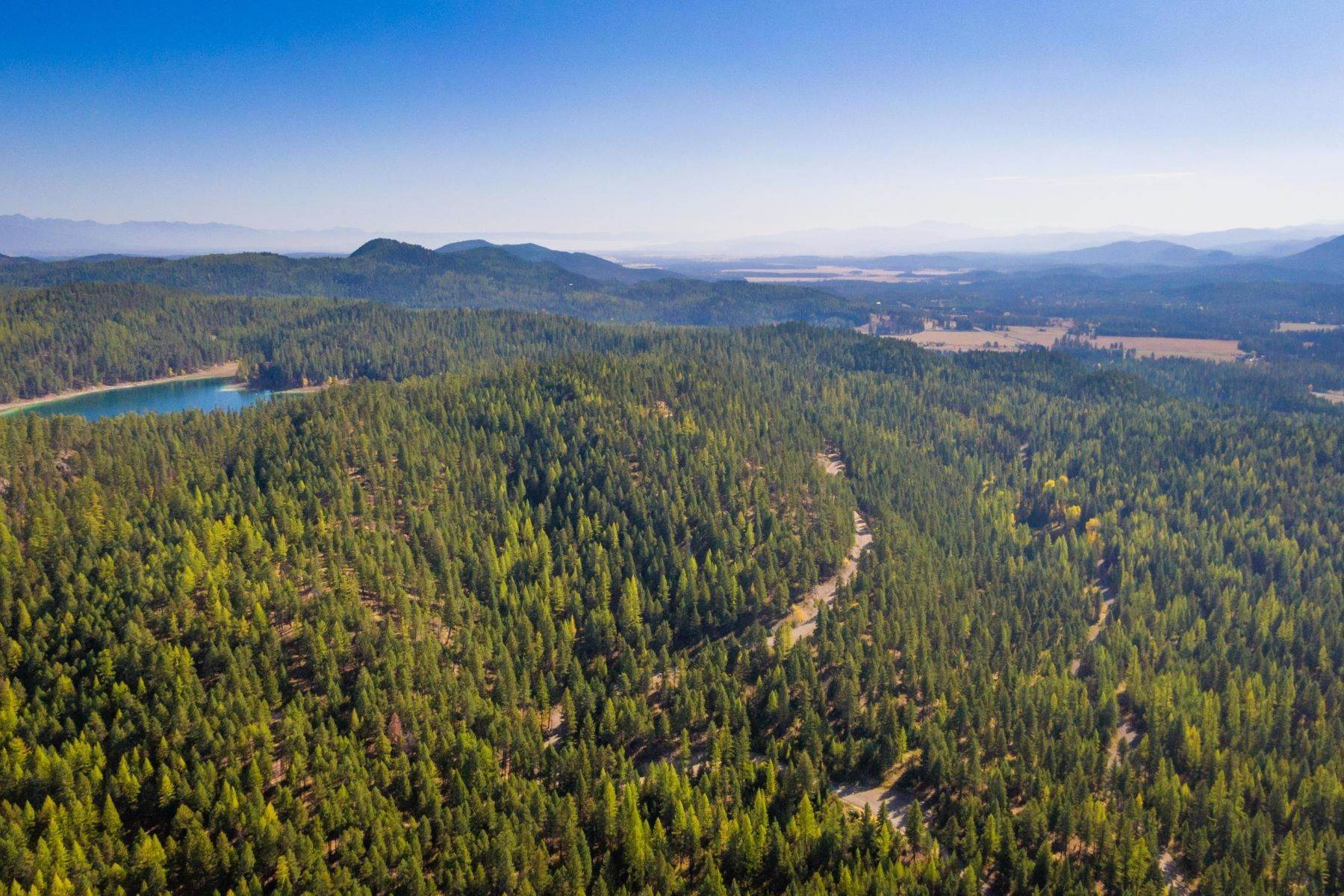 35. Land for Sale at Northwest Montana Forest, Meadows and Ponds 295 Garland Lane Whitefish, Montana 59937 United States