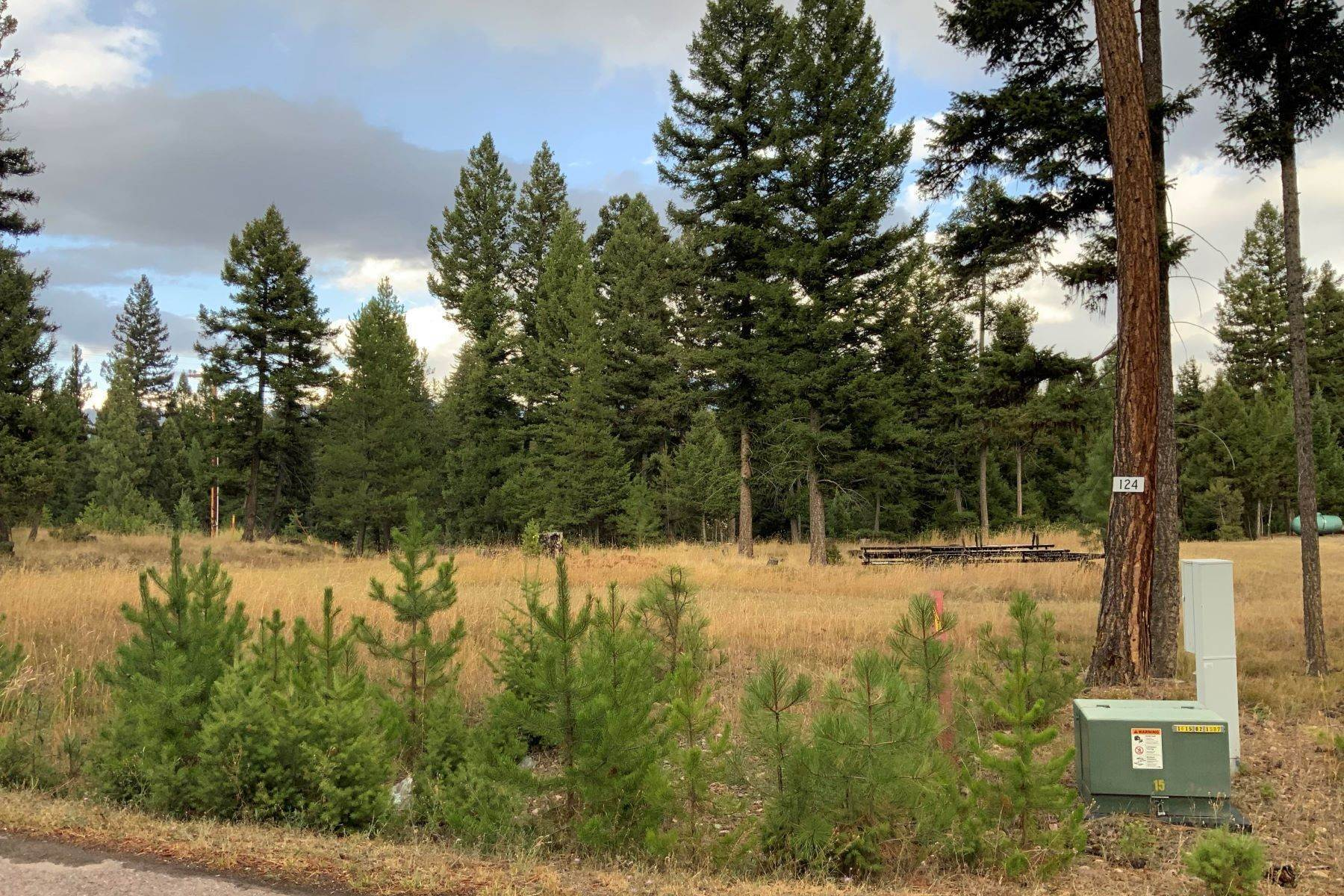 Land for Sale at Seeley Lake Homesite 124 Sequoia Court Seeley Lake, Montana 59868 United States
