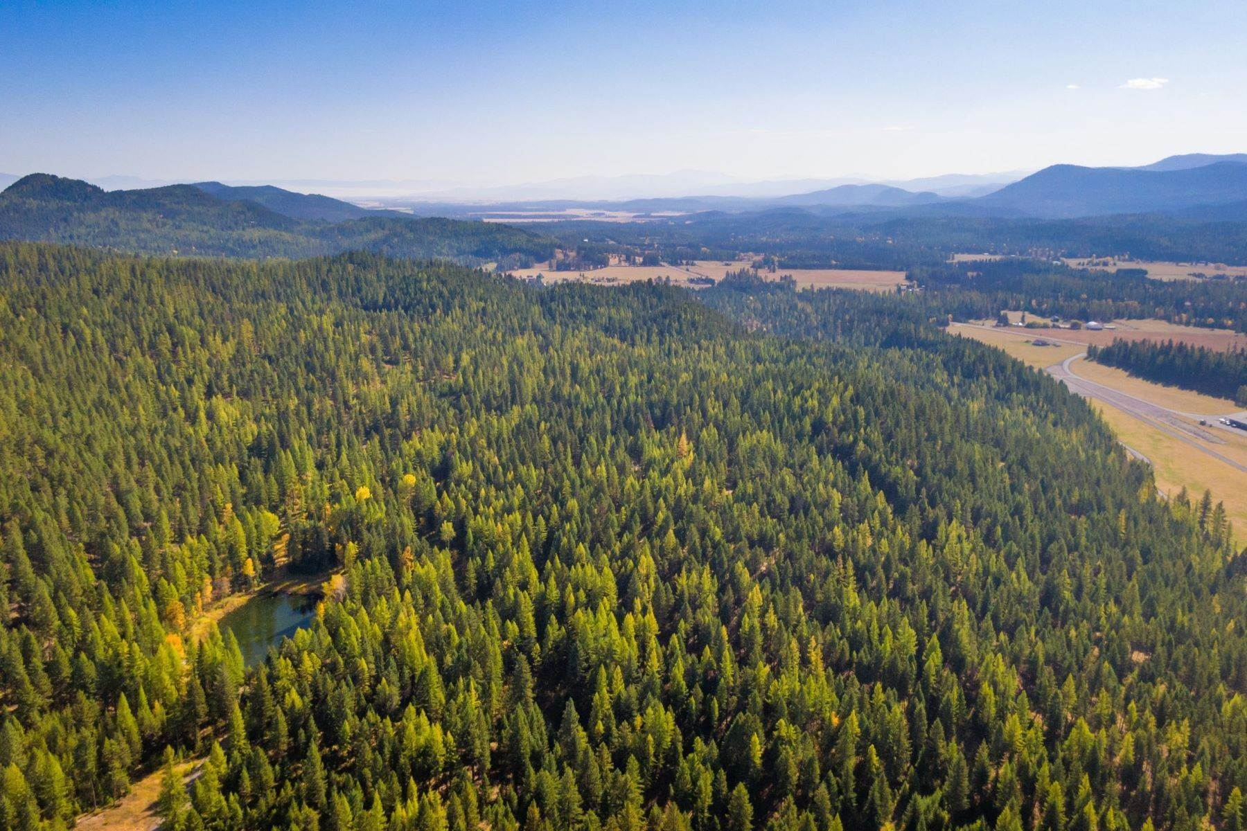 3. Land for Sale at Northwest Montana Forest, Meadows and Ponds 295 Garland Lane Whitefish, Montana 59937 United States